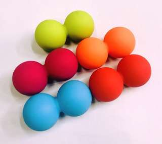 Globo Double Massage Ball