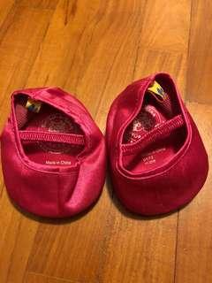 🚚 Build A Bear Workshop Pink Shoes