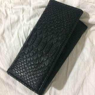 Long Wallet Black #July70