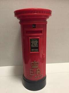 英國郵筒錢箱