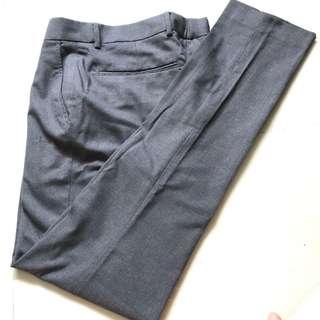 NEW LOOK Grey formal pants skinny NEW