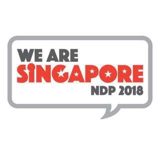 2 For 1 Deal - Exchange NDP Preview 2 Tickets For Actual Day Tickets