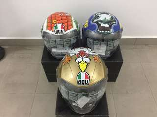 AGV NEW CITYLIGHTS SPECIAL EDITION VR46