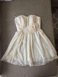 Dress Off White [M size]
