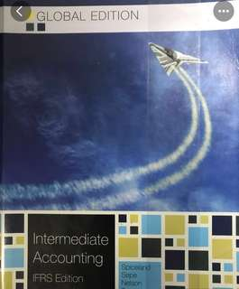FRA intermediate accounting textbook SMU