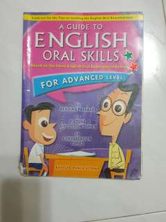 Raffles Publication - Guide to English Oral skills Advance level