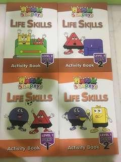 Shapeys Life Skills series