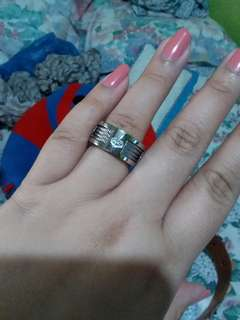 Charriol forever ring