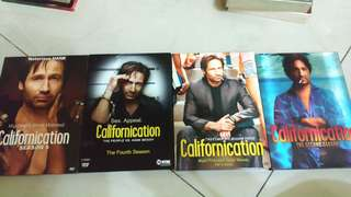 Californication (season as in pic)