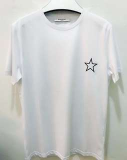 🆕 🎉🛍 Authentic GIVENCHY STAR Printed Tee