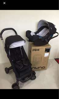 Nuna Pepp Luxx & Nuna Pipa