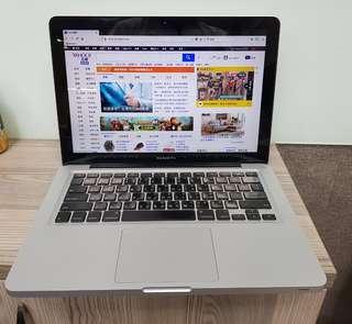 買到賺到 固態雙硬碟,16G記憶體,高效能的 macbook Pro 13