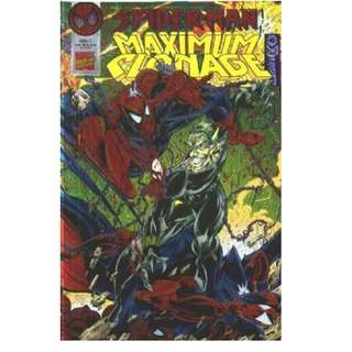 5x SPIDER-MAN MAXIMUM CLONAGE LOT (MARVEL COMICS)