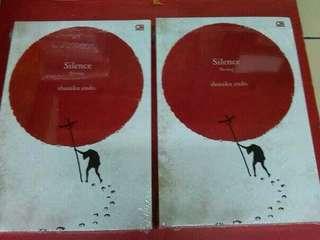 Hening ( silence ) ( cover baru ) - shusaku Endo