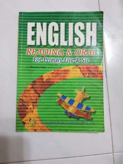 Success Publication PSLE and P5 - English Reading and Oral