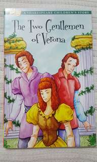 The Two Gentlemen of Verona - A Shakespeare Children's Story