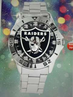 Oakland Raiders watch