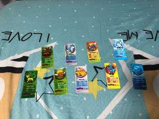 Pokémon bookmark