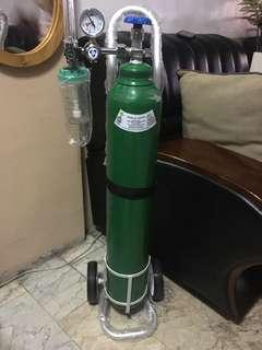 Oxygen tank 15lbs