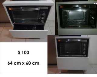 Sona Oven and Ikea Cabinet