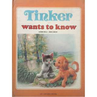 TINKER WANTS TO KNOW