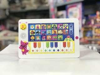 PinkFong BabyShark 電子琴+樂譜