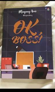 Novel bekas Ok Boss