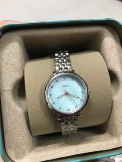 FOSSIL Jacqueline Stainless Steel Ladies watch