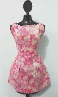 Vintage Barbie Doll Dress