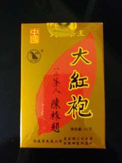大紅袍茶葉,2oo3年,15克