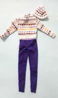 Vintage Barbie Doll Clothes