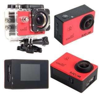 SJCAM SJ4000 WiFi 12MP Full HD Action Camera