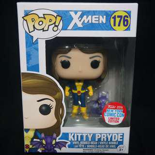 [NYCC 2016] X-men Kitty Pryde Funko Pop