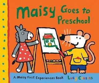 Maisy goes to preschool story book