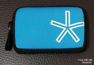 💥可換物💥GYMS PAC 運動風方型小錢包 鑰匙包