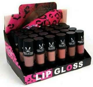 Miss Rose lipgloss