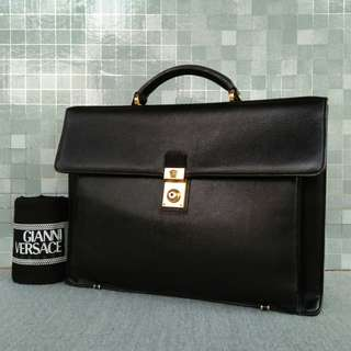 Gianni Versace office bag
