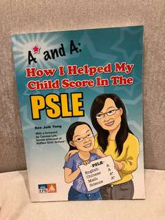 How I Helped My Child Score In the PSLE