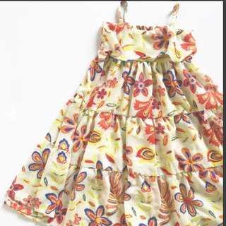 CCGC Floral Dress