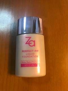 ZA Perfect Liquid Foundation OC20