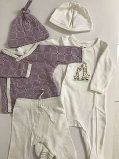 Branded Baby Sets (0-6mths)