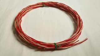 美國純銅單支喇叭線