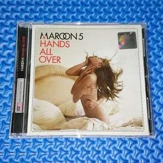 🆒 Maroon 5 - Hands All Over [2010] Audio CD