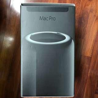 Macpro 2013 垃圾桶 12core 2.7ghz 64gb ram 256gb ssd d300x2