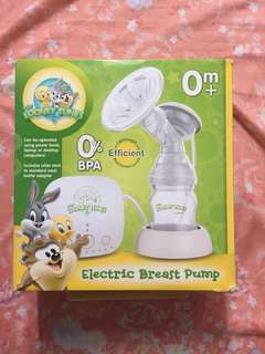 Electric Breast Pump with FREE Storage Bags