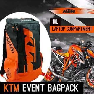 KTM RACING EVENT BAG