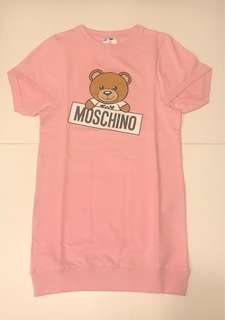 (3色) Moschino 🐻 dress