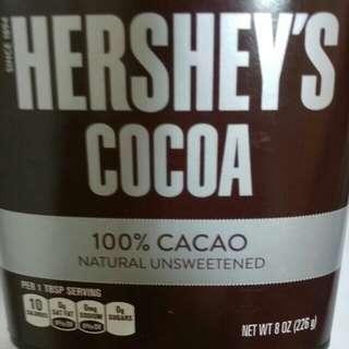 🚚 純可可粉 HERSHEY'S COCOA