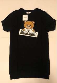 (3 colour) Moschino 🐻 dress