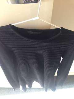 Alexander wang Peplum top size medium